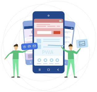 Sklep internetowy - Progressive Web App